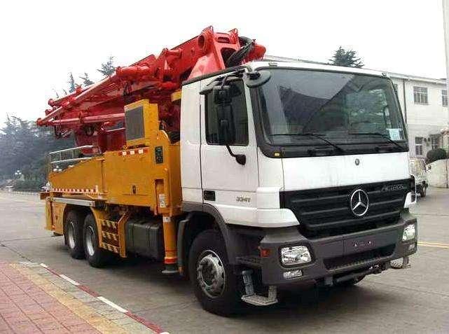 如何選購混凝土輸送泵